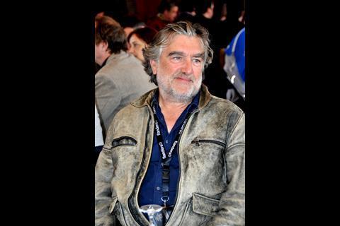 producer Pierre Ange Le Pogam